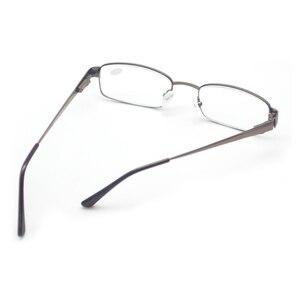 Image 5 - Meeshow フォトクロミック近視光学ガラス老眼鏡スクエアメタルフレーム高品質抗青色光コンピュータ