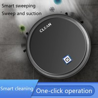 Robot Intelligent Home Automatic Smart Sweeping Scrub Floor Mopping Multi function Floor Cleaning Machines Dropshipping|Mops|   -