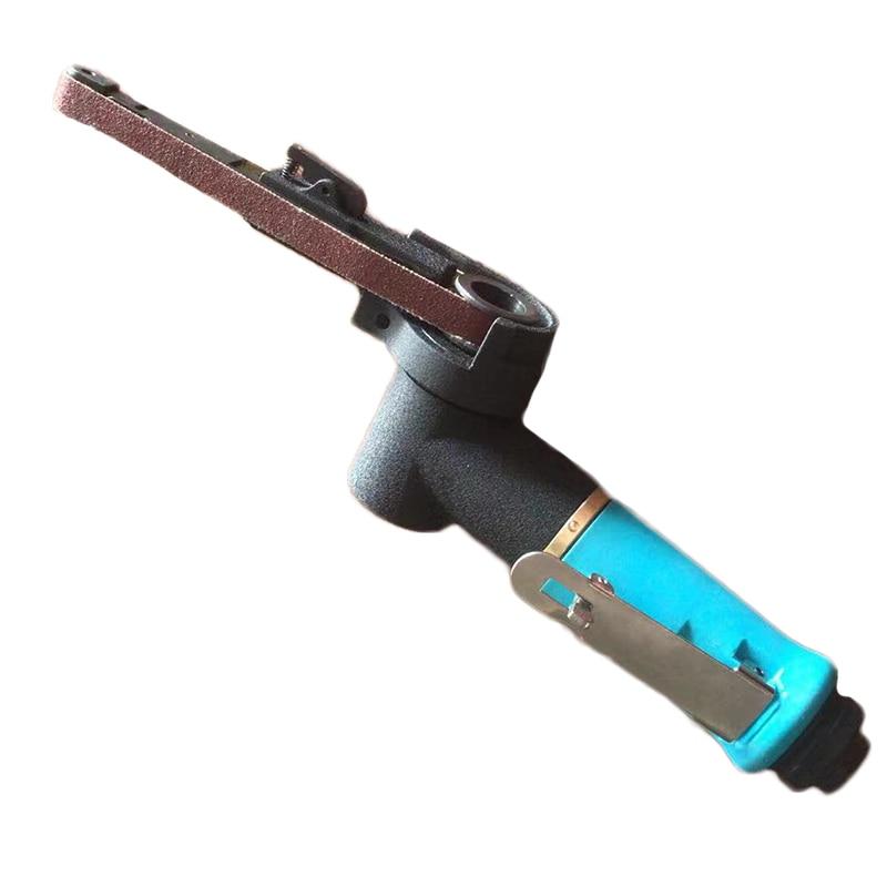 Air Belt Sander Sanding Belt Adapter Pneumatic Sanding Belt Grinder Machine Grinding Welding Parts