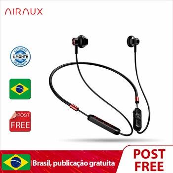 BlitzWolf AIRAUX AA-NH2 Half In-ear bluetooth 5.0 Earphone Neckband Dual Dynamic Drivers Waterproof Sports Wireless Headphone