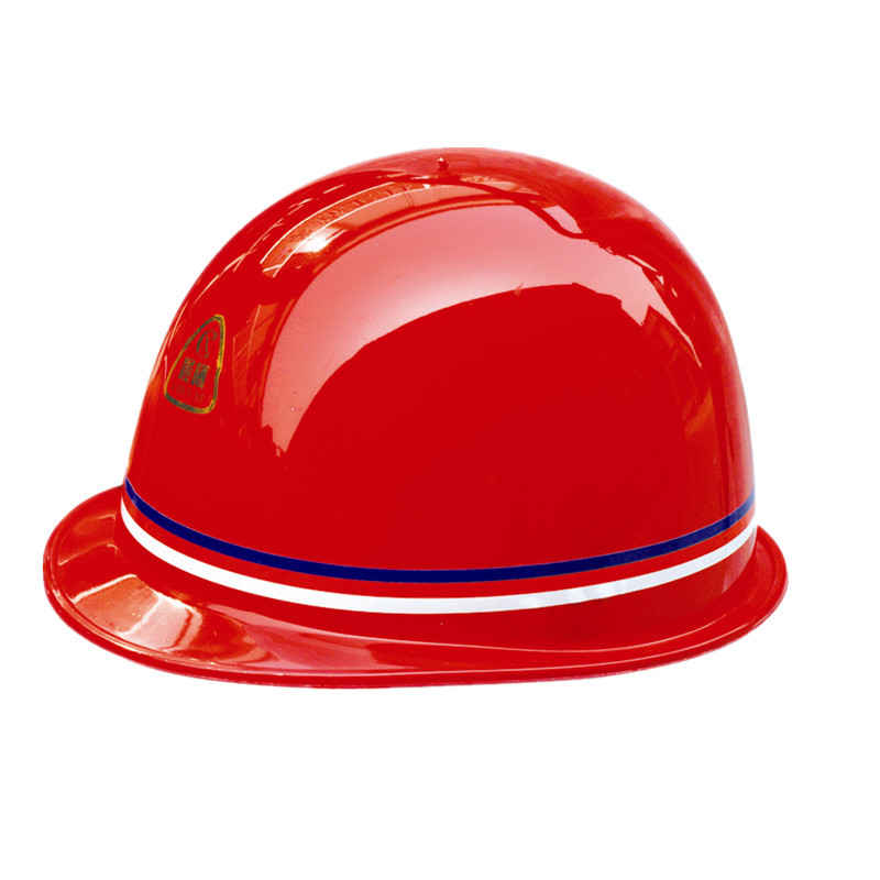 Supply Plastic Baking Varnish Safety Helmet Architecture Work Site With Baking Varnish Thick High Quality Cotton Lining Safety H