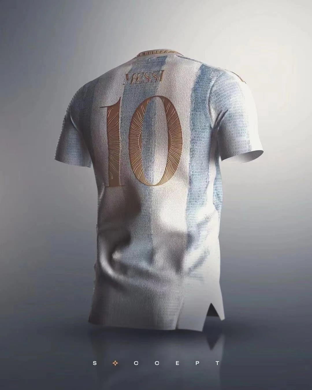 2021 Аргентинская футбольная майка, футболка с Месси на заказ, Кун, агуреро, Марадона, Дыбала, Ди, Мария, окампос