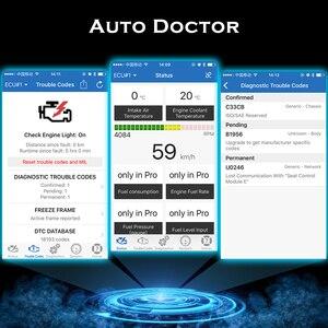 Image 5 - Viecar ELM 327 V1.5 OBD2 Car Diagnostic Auto Tool Bluetooth 4.0 OBD2 Scanner for IOS/Android ELM327 V1.5 OBD2 Scanner elm327 New