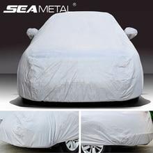 Car-Covers Snow-Protective-Cover Universal Outdoor Dust-Rain SUV Sedan Waterproof Full