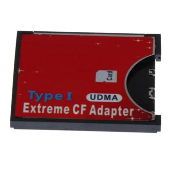 S D CF Card Adapter Wireless WiFi S D MMC S DHC S DXC Slot To CF Type I UDMA Compact Flash Memory CF Card Adapter For SLR Camera
