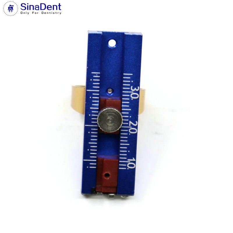 1pc dental endo regua para instrumentos 04