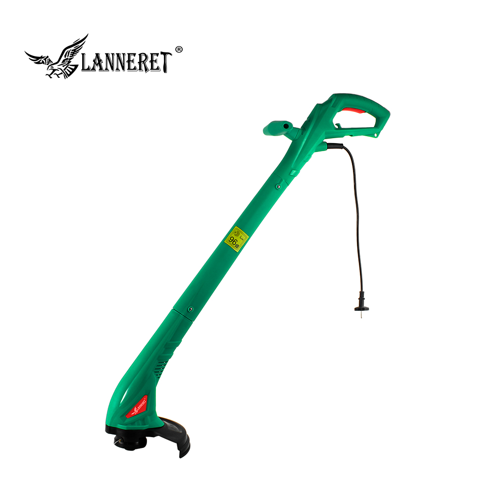 LANNERET 250W Electric Grass Trimmer Hand Cleaner Grass Cutter Machine Line Trimmer For Brake Disassembly Garden Tools