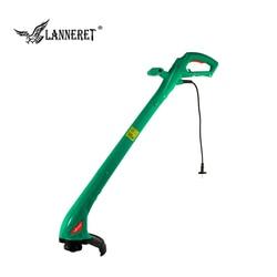 LANNERET 250W elektryczna przycinarka do trawy ręczna maszyna do cięcia trawy linia trymer do hamulca demontaż narzędzia ogrodnicze