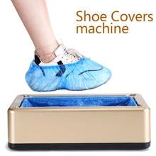Distributeur automatique de couvre-chaussures de pluie, Machine de rangement, étanche, anti-gouttelettes de poussière, nettoyeur