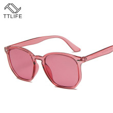 TTLIFE 2019 Fashion Sunglasses Women Vintage Metal Eyeglasses Mirror Classic Oculos De Sol Feminino Uv400 New Arrival