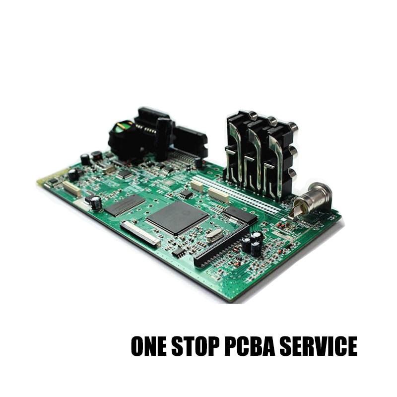 Prototype de carte PCB PCB SMT/DIP Service Module de carte pcb BGA QFN SMT traitement PCBA de l'approvisionnement en composants de fabrication de carte PCB