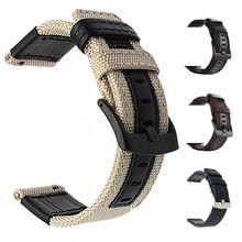 Ремешок на запястье для honor magic watch 2 gt gt2 46 мм нейлоновый