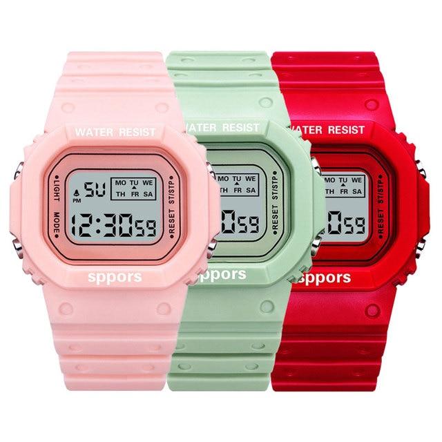 Digital Multi function Children's Watches