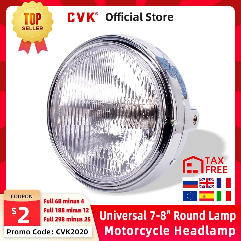 CVK Motorcycle Headlight Headlamp Head Light For HONDA Hornet CB400 CB500 CB600 CB1300 VTR250 CB250 VTEC400 CB VTEC 400 Lamp