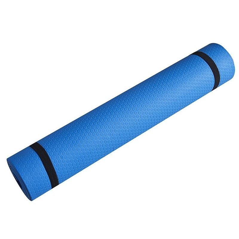 Covor de yoga covor de fitness sport antiderapant 3mm-6mm grosime EVA - Fitness și culturism - Fotografie 6