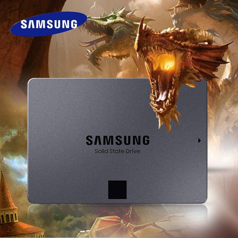 Samsung 870 QVO-Series ssd 2,5