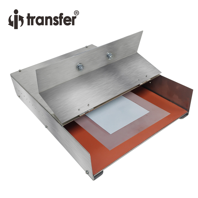 Fast Drying DTF Printing Hot Melt Powder Curing Tool 300mmx400mm Heating Pads Dry Device 3