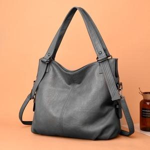 Image 5 - 2020 популярная роскошная сумка, женские сумки, высокое качество, кожаные сумки через плечо, женская сумка тоут, большая емкость, женская сумка на плечо, Sac A Main