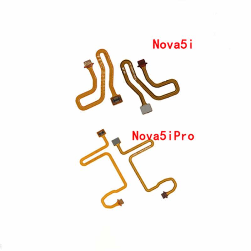 タッチ ID 指紋センサースキャナ解除ボタン huawei 社ノヴァ 5i ノヴァ 5i プロ