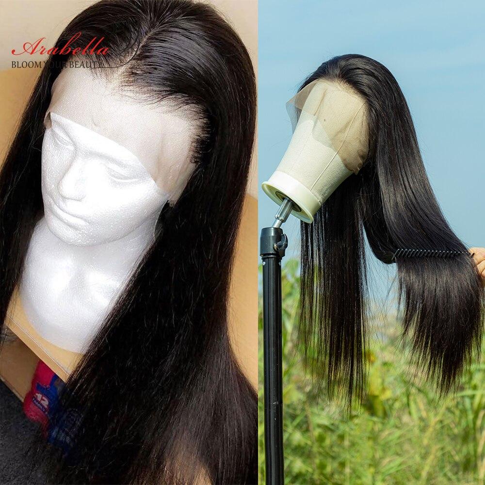 do laço transparente com o cabelo do