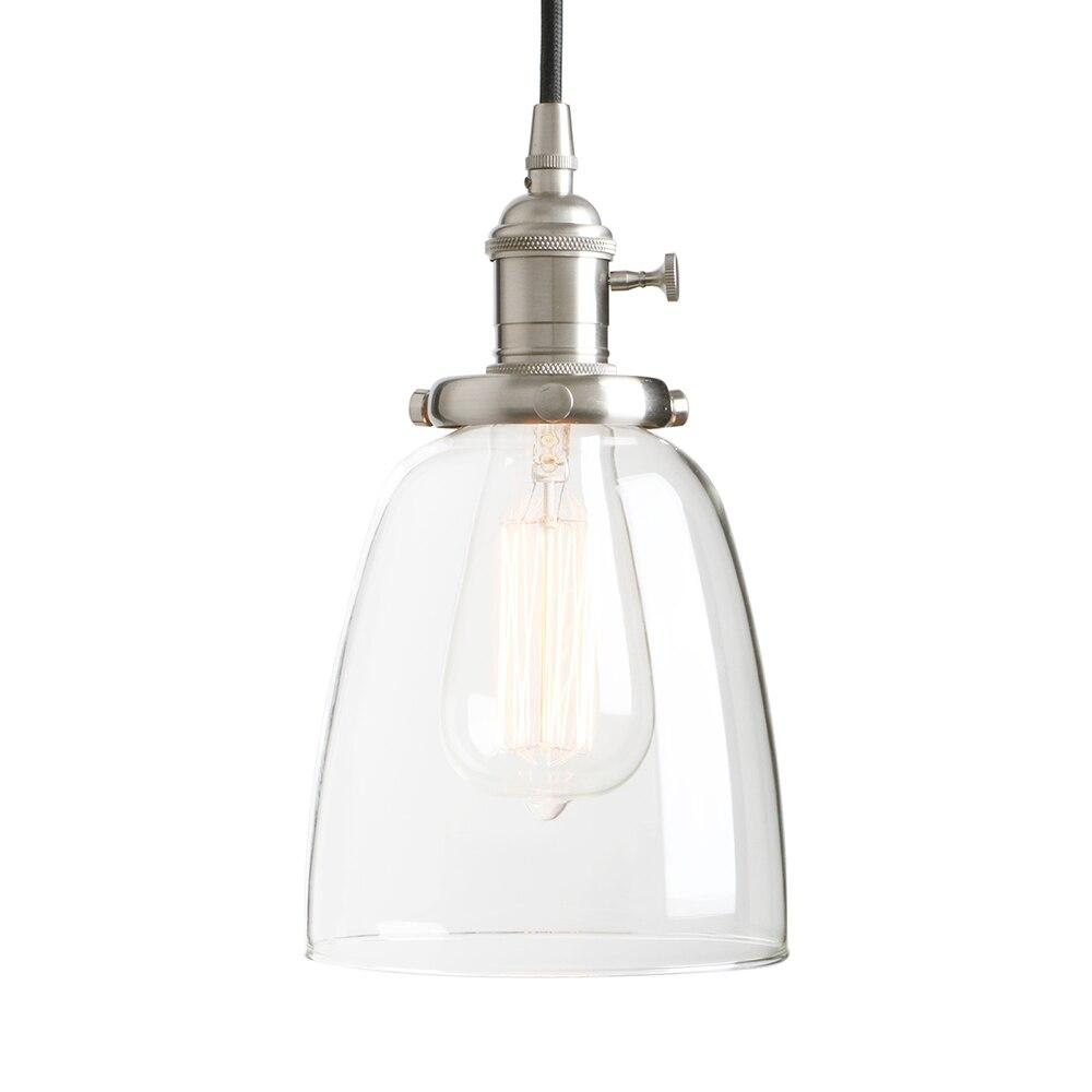 US $74.99 |Permo Vintage Hanglamp szklane lampy wiszące Retro wisiorek lampy sufitowe nowoczesna lampa oprawa jadalnia oprawa dla domu|moderne