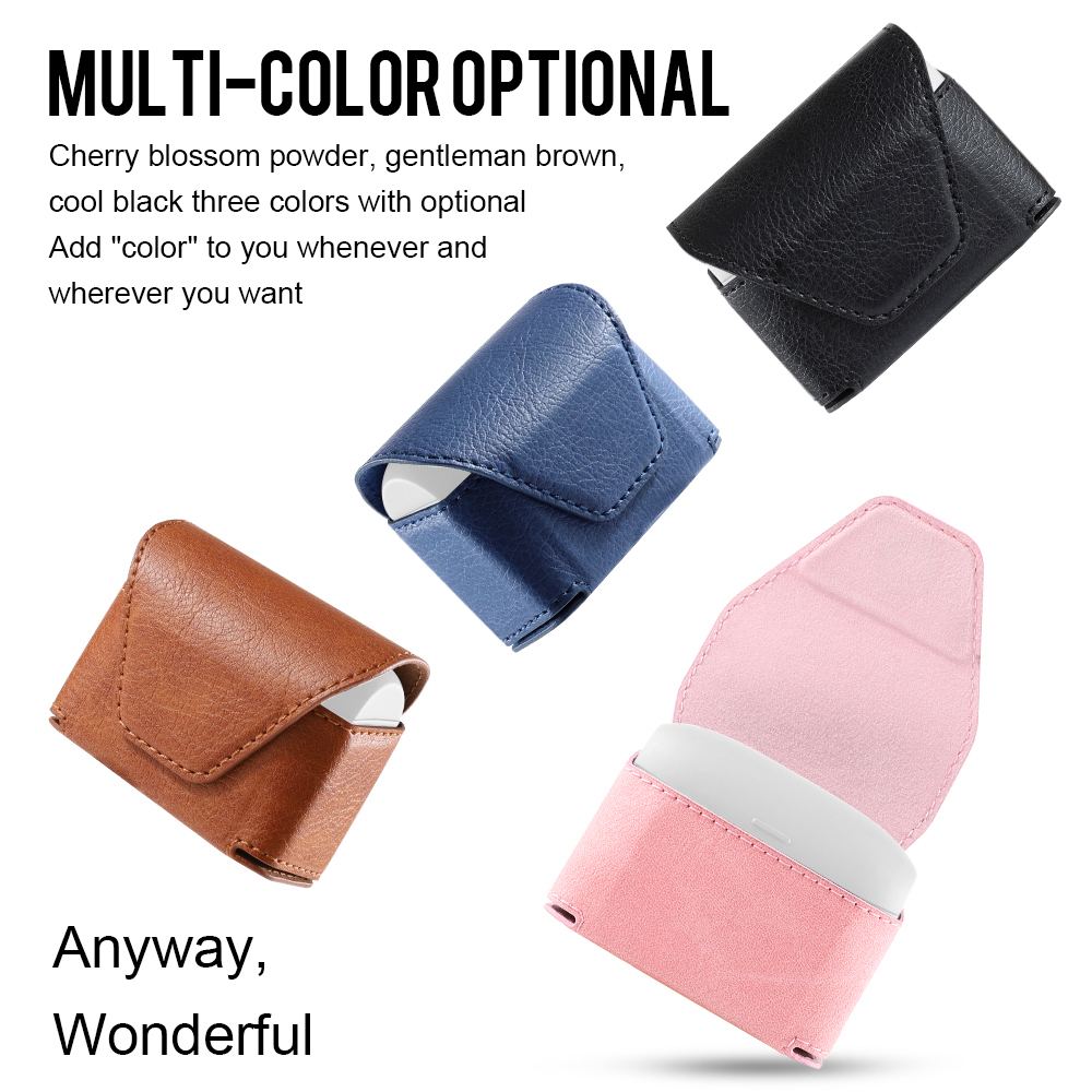 Wallet Style Leather Case for Airpods Pro 23