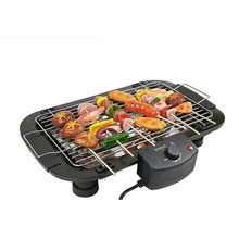 Portable Smoke-Free Electric Grill Home Barbecue Electric Grill Outdoor Camping Picnic Burner Charcoal Camping Barbecue Oven bbq portable folding oven barbecue grill sst camping stove barbecue grill outdoor camping grills charcoal grill