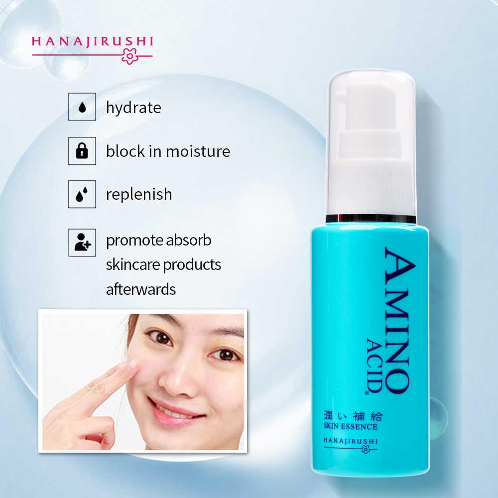 Hanajirushi ヒアルロン酸フェイス血清アミノ酸スキンエッセンス水分補給超修理引き締めを削除するアンチエイジングしわ 50 ミリリットル