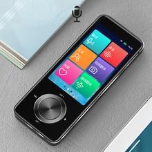 2020 הכי חדש M9 מיידי קול נייד מתורגמן מתרגם שפה בזמן אמת חכם מתורגמן תומך 12 מקוונים שפות