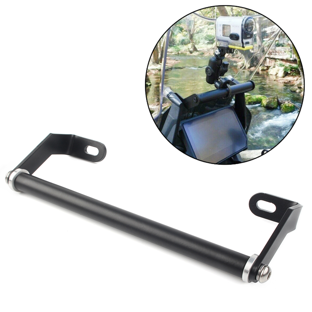 Motorcycle GPS Smart Phone Navigation Mount Mounting Bracket Adapter Holder Bar For <font><b>KTM</b></font> <font><b>1290</b></font> <font><b>Super</b></font> <font><b>Adventure</b></font> <font><b>S</b></font> R 2017 2018 <font><b>2019</b></font> image