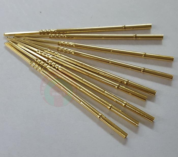 PAL75 Winding Needle Sleeve RL75-4W (1.47) Test Needle Holder 75MIL Huarong 1.3MM Spring Mounting Sleeve