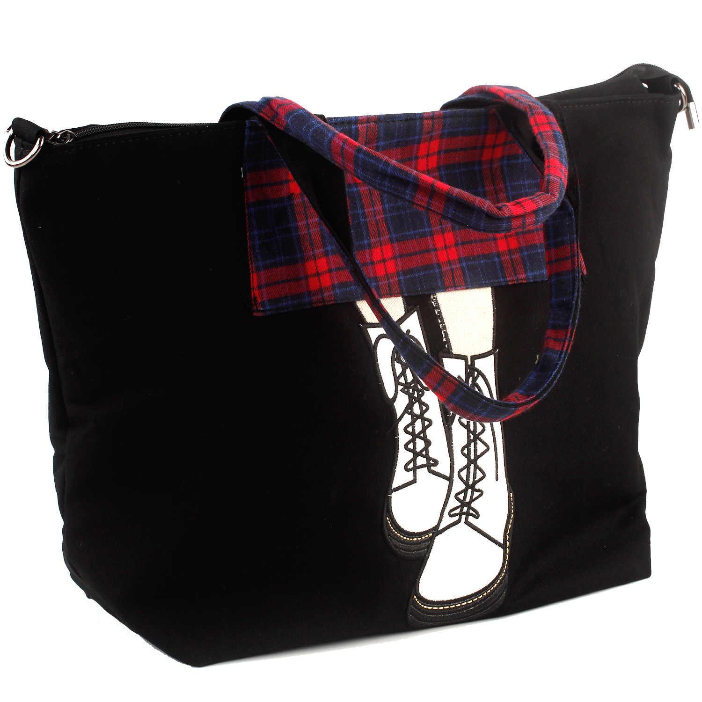 FB90027 gösterisi hikayesi kadın kızlar siyah Stiletto yüksek topuk moda tasarım çanta omuzdan askili çanta