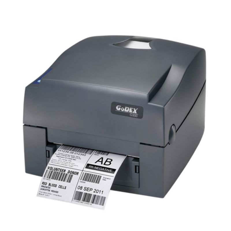 Original Brand New Genuine GODEX G500 USB 4 inch Thermal Transfer Direct Thermal 203dpi Desktop Sticker Lable Barcode Printer image