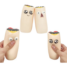 Squeeze Toys Burrito Squishy Doll Kids Kawaii for Birthday-Gifts New-Year