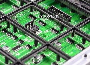 Image 4 - P5 في الهواء الطلق سمد كامل لون وحدة عرض إل سي دي 64x32 بكسل ، مقاومة للماء Led الفيديو الإلكترونية تاكسي تسجيل