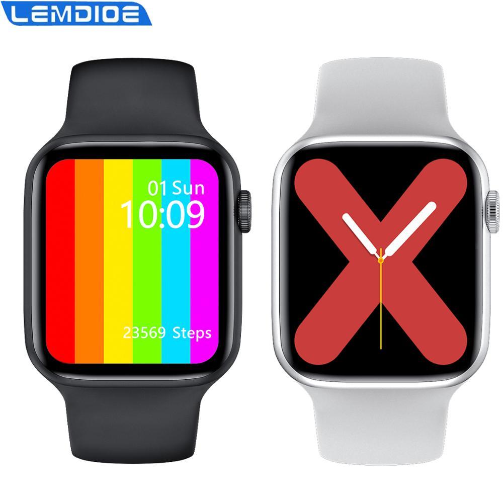 IWO W46 VS IWO 12 Pro Better than W26 Smartwatch 1 75 Inch Smart Watch Men DIY Face Wireless Charger Long Standby Waterproof