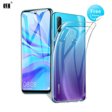 Case For Huawei P30 Pro P30 Lite P30 TPU Silicon Clear Fitted Bumper Soft Case for Huawei P40 Lite E 5G Transparent Back Cover