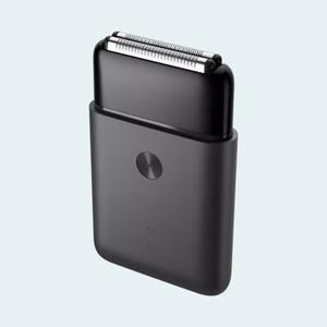 Image 2 - Xiaomi Mijia נייד גברים תער גילוח חשמלי הדדיות 2 סכין ראש IPX7 עמיד למים סוג C טעינה אלחוטי מכונת גילוח