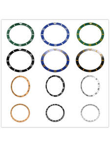 Bezel-Insert Replace-Accessories Watch Ceramic 40mm for Mens Different-Models 42/46mm