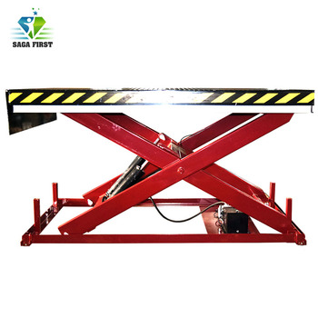 Customized Heavy Duty Scissor Lift Table with CE
