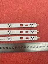 New 3 PCS 8LED LED backlight strip  for Sony TV KDL 32R433B 32R435B 32R410B 32R420B 32R430B LG INNOTEK 32INCH WXGA NDSOEM WA WB