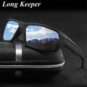 Gafas de sol cuadradas polarizadas para mujer Gafas de conducción para hombre...