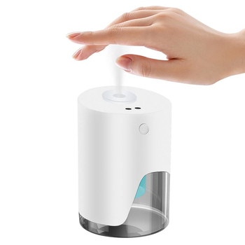Portable Automatic Induction Sprayer Infrared Intelligent Hand Induction Alcohol Sterilization Spray Soap Dispenser new arrival automatic induction type wall hanged alcohol spray hand disinfection machine hand cleaner sterilization tool