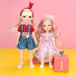 12 дюймов с голубыми глазами Bjd полный набор кукла для мужчин, 1/6 с поп одежда и парик подвижные суставы телесного тела улыбающееся лицо куклы ...