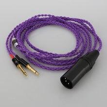 4pin xlr сбалансированный обновления кабель для meze 99 classics