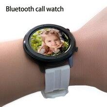 ساعة ذكية الرجال بلوتوث دعوة Smartwatch أندرويد ل Ios معدل ضربات القلب شاشة رصد أكسجين الدم ربط TWS ساعة ذكية es رجالي 2020