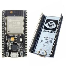ESP32 ESP32-WROOM-32 Lua WIFI IOT Development Board Wireless BLE NodeMCU-32S WiFi Module BLE Ai-thinker New