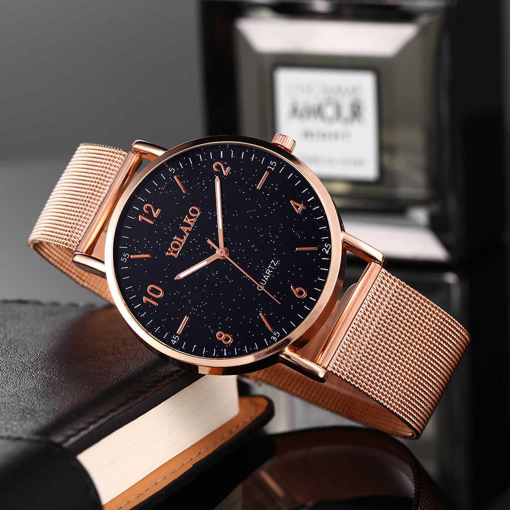 YOLAKO бренд для женщин из нержавеющей стали сетка арабский набор номера часы Роскошные ЖЕНСКИЕ НАРЯДНЫЕ часы кварцевые часы дропшиппинг