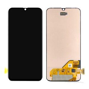 Image 4 - Pantalla LCD para Samsung A10, A20, A30, A40, A50, A60, A70, A80, digitalizador táctil, piezas rotas de repuesto originales de alta calidad