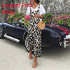 Leopard Print White